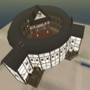 The Globe Theatre - Second Life